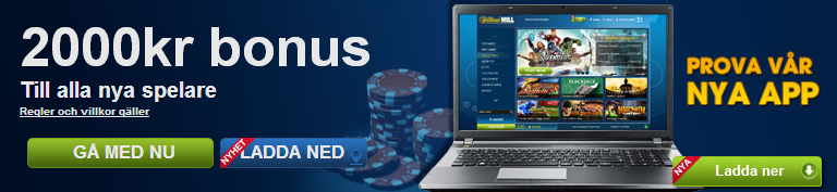 william hill anmeldebonus
