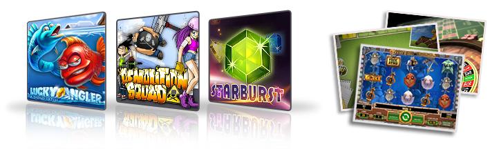Online casino recensioner - Marknadens absolut bästa spel och bonusar!
