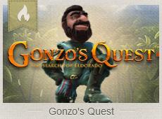 Thrills Gonzos quest